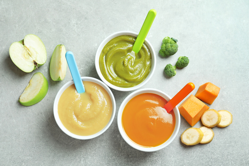 Keep it Simple – Make Your Own Baby Food