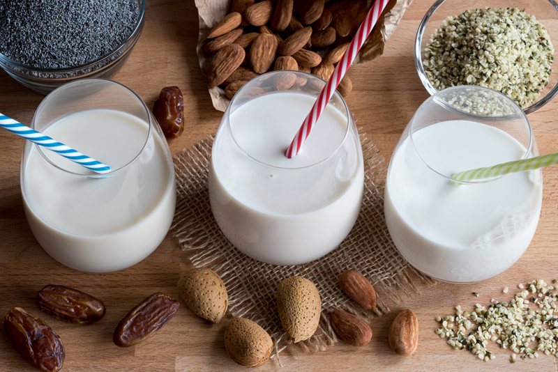 Coconut, Almond, Soy & Rice: Which is the Best Plant-Based Milk?