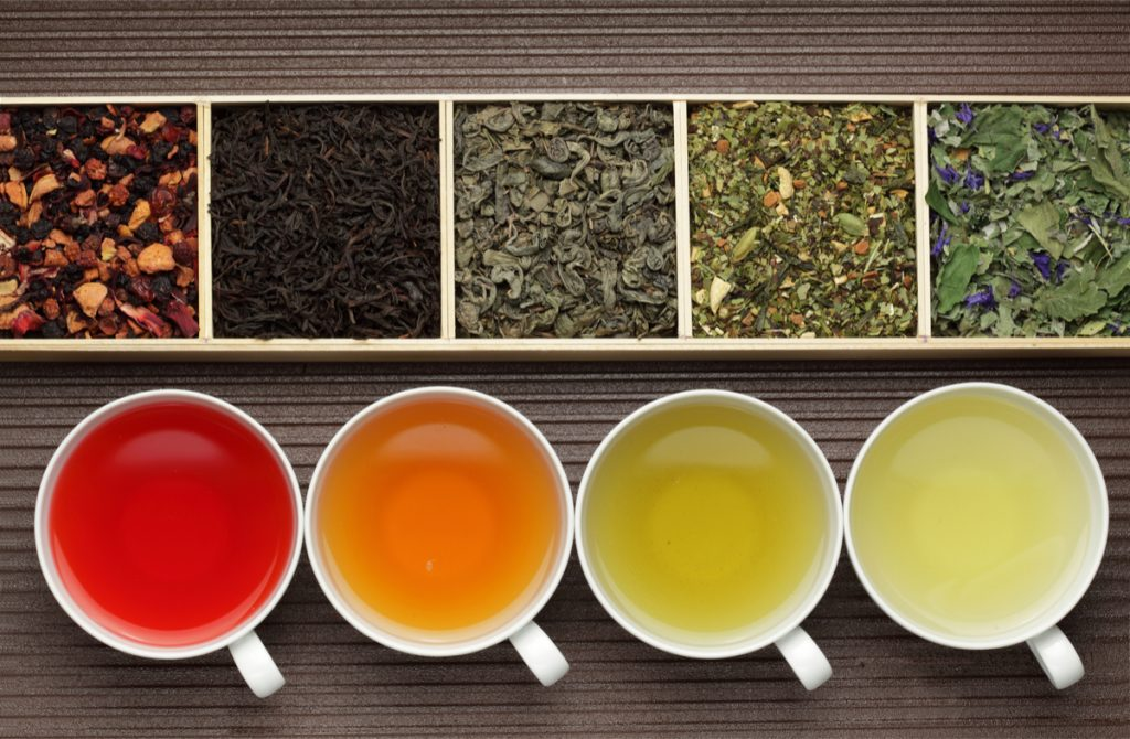 The Benefits of Tea as Part of Your Plant-Based Diet