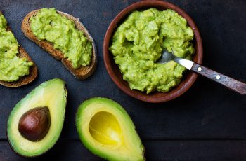 Avocado plant based fats