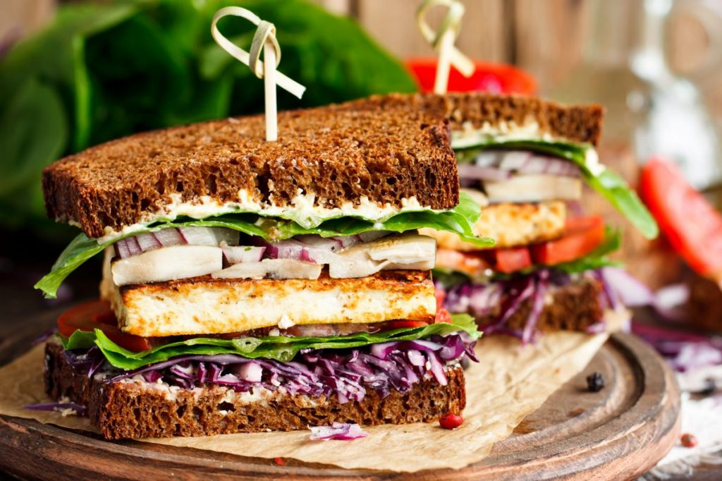Guide to Delicious & Nutritious Plant-Based Sandwiches