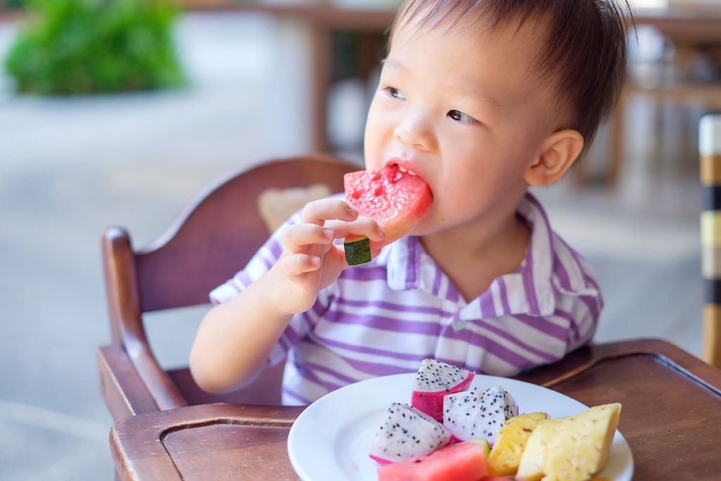 17 Plant-Based Finger Foods for Toddlers