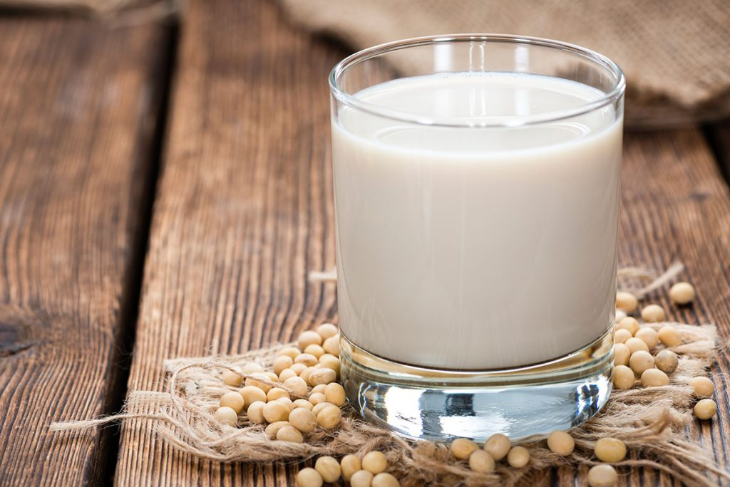 Soy Milk Nutritional Info: Comparing shelf-stable and refrigerated soy milk