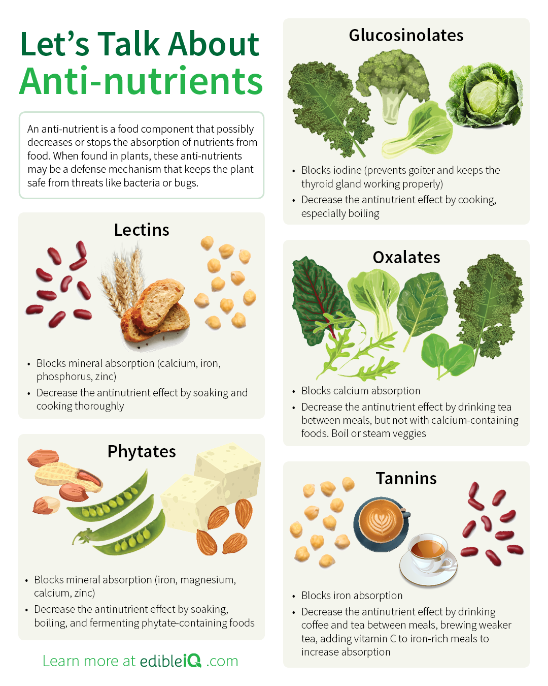 Let's Talk About Anti-nutrients